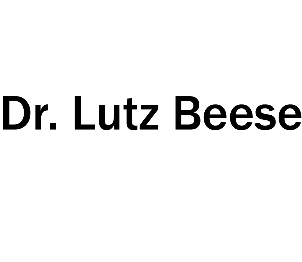 Dr. Lutz Beese : Brand Short Description Type Here.